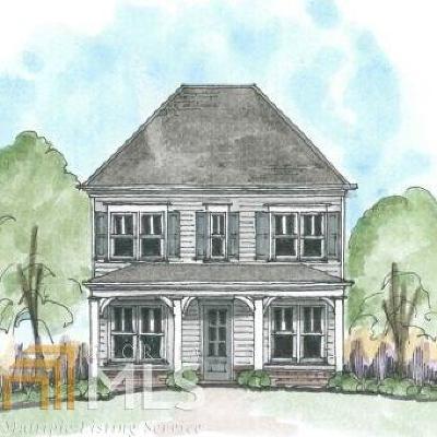 Smyrna Single Family Home For Sale: 2484 Davis Dr