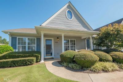 Peachtree City Single Family Home Under Contract: 1029 Pinehurst Dr