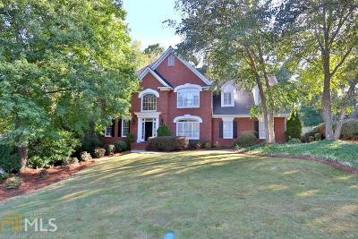 Norcross Single Family Home Under Contract: 4281 Quail Ridge Way