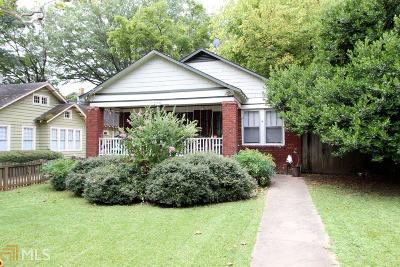 Dekalb County Multi Family Home For Sale: 258 Elmira Pl
