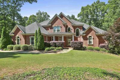 Fayetteville GA Single Family Home Under Contract: $488,500