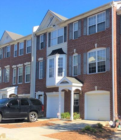 Buford Condo/Townhouse For Sale: 3185 Mill Springs Cir