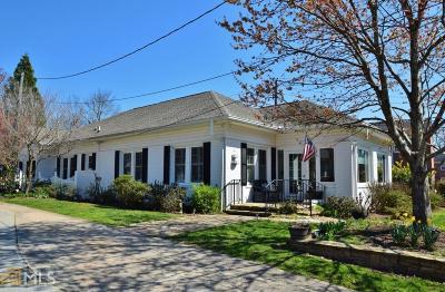 Hall County Single Family Home New: 454 Boulevard