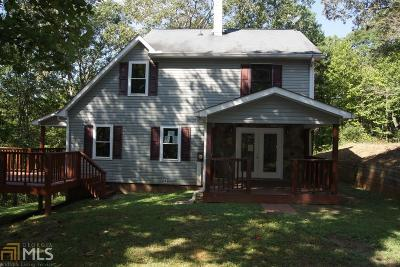 Cleveland Single Family Home New: 78 Cove Branch Dr