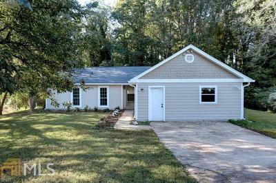 Norcross Single Family Home Under Contract: 5818 Brooklyn Ln