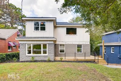 Decatur Single Family Home New: 2422 Lynn Iris Dr
