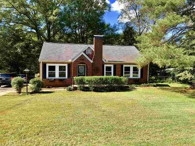 Carrollton Single Family Home Under Contract: 439 Adamson