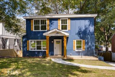 Decatur Single Family Home New: 2426 Lynn Iris Dr