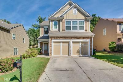 Cumming Single Family Home For Sale: 5150 Stonehaven Vw
