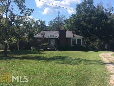 Buckhead, Eatonton, Milledgeville Single Family Home Under Contract: 336 Browns Chapel
