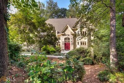 Atlanta Single Family Home For Sale: 245 Gold Creek Ct