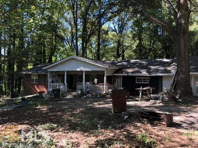 Gwinnett County Single Family Home Under Contract: 180 Murphy Ave