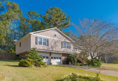 Lilburn Single Family Home Under Contract: 3839 Cotswold Dr