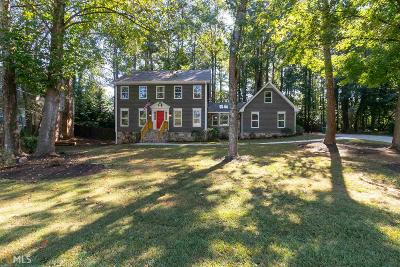 Single Family Home Under Contract: 3985 Heathwood Ln