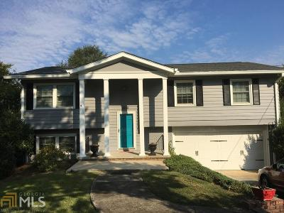 Smyrna Single Family Home Under Contract: 3530 Creatwood Trail SE