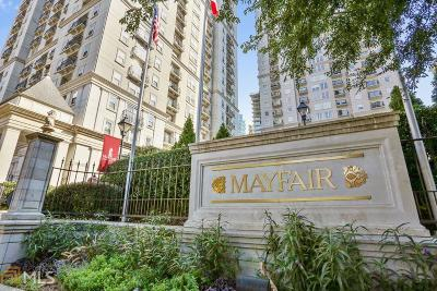 Mayfair Tower Condo/Townhouse For Sale: 199 14th St #304