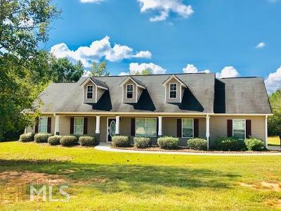 Butts County Single Family Home Back On Market: 113 Pearls Way