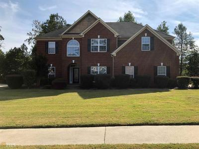 Conyers Single Family Home New: 1905 Buford Ct #97