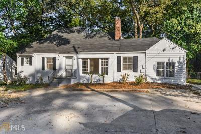Decatur Single Family Home New: 2380 North Decatur Rd