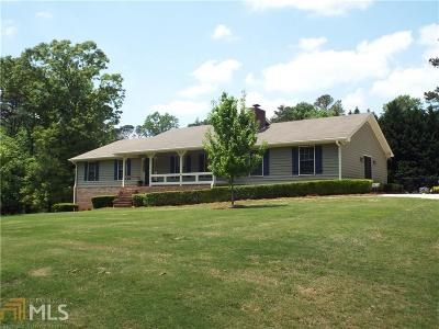 Snellville Single Family Home For Sale: 3373 Lee Rd