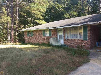 Marietta Single Family Home For Sale: 3755 Cedar Dr
