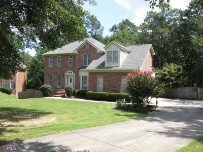 Conyers Single Family Home New: 2628 Fireside Trl
