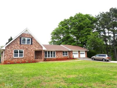Conyers Single Family Home Under Contract: 1500 SE Honey Creek