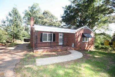 Lagrange GA Single Family Home New: $55,000