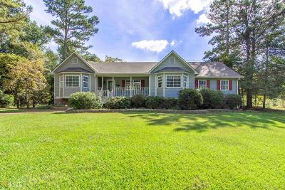 Douglas County Single Family Home New: 2335 Mann Rd