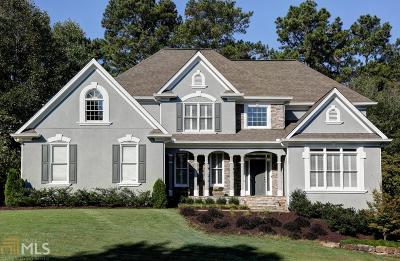 Roswell Single Family Home New: 4660 Gilhams Rd