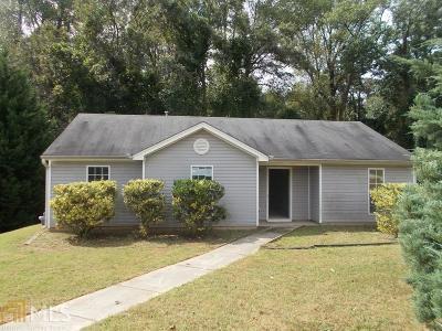 Winder GA Single Family Home New: $105,000