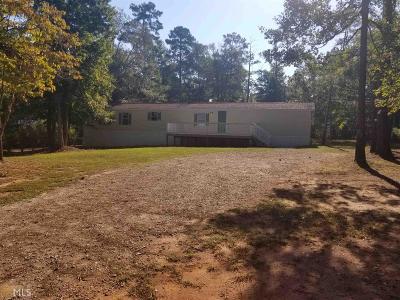 Buckhead, Eatonton, Milledgeville Single Family Home Under Contract: 185 Bear Creek Rd