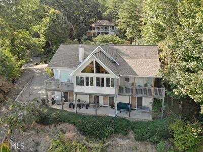 Hiawassee Single Family Home For Sale: 620 Sunnyside Shores Rd