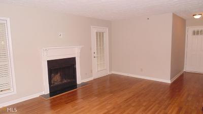 Marietta, Smyrna Condo/Townhouse For Sale: 3960 Riverlook #203