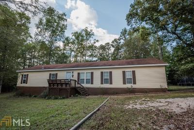 Jasper County Single Family Home For Sale: 310 Deer Run Rd