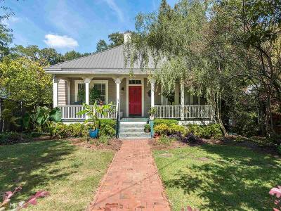 Athens Single Family Home For Sale: 182 Catawba Ave
