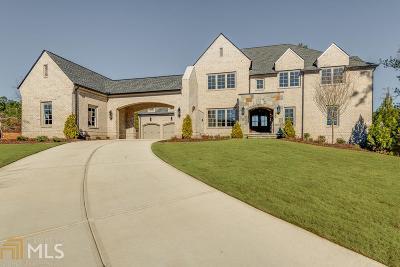 Alpharetta Single Family Home For Sale: 16003 Manor Club Dr