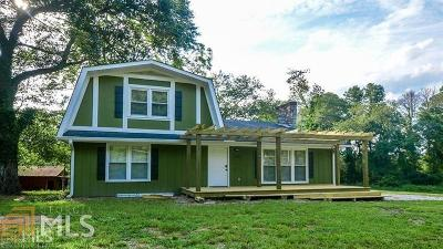Lithonia Single Family Home For Sale: 2201 Southern Grove Rd