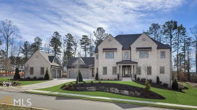 Alpharetta Single Family Home New: 1053 Summit View Ln