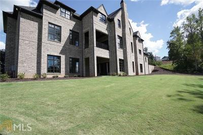 Milton Single Family Home New: 16170 Belford Dr