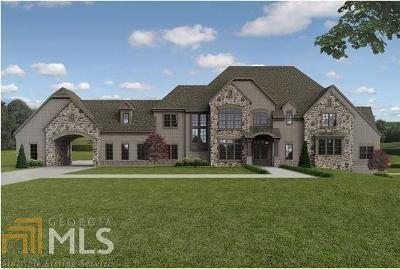 Milton Single Family Home New: 1049 Summit View Ln