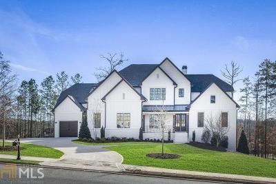 Milton Single Family Home For Sale: 1041 Summit Vw Ln