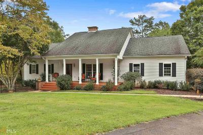 Newnan Single Family Home For Sale: 2329 Happy Valley Cir