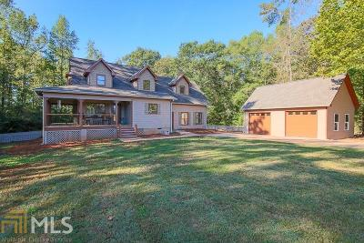 Senoia Single Family Home Under Contract: 752 Lawshe Rd