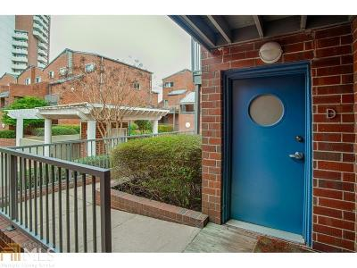 City Heights Condo/Townhouse For Sale: 381 Ralph McGill Blvd #D