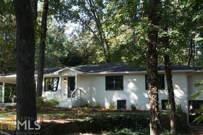 Marietta Single Family Home New: 481 Villa Rica Way