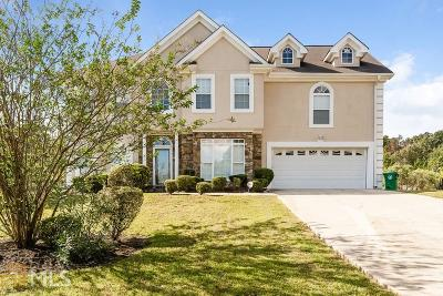 Ellenwood Single Family Home For Sale: 3891 Misty Lake
