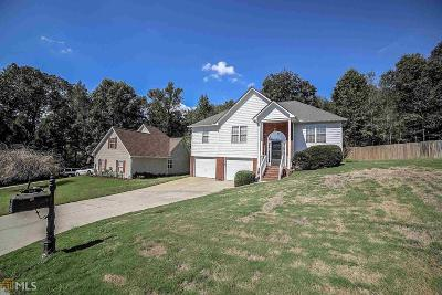 Winder Single Family Home New: 804 Kendall Park Dr