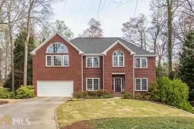 Roswell Single Family Home Under Contract: 950 Allenbrook Ln