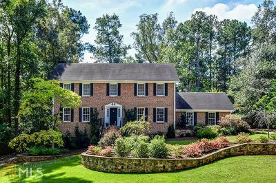 Marietta Single Family Home Under Contract: 5258 Sandlewood Ct